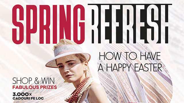Spring Refresh shopping campaign