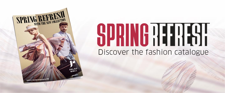 Spring Refresh Fashion Catalogue
