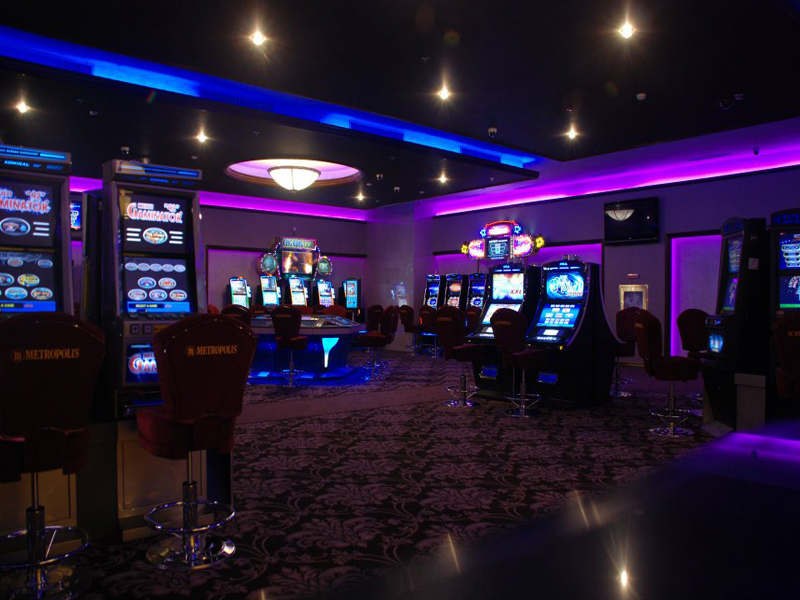 Metropolis Roulette & Slots becomes an important brand in the gaming market since 2002.