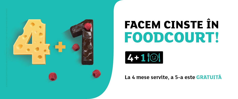 FoodCourt 4 + 1