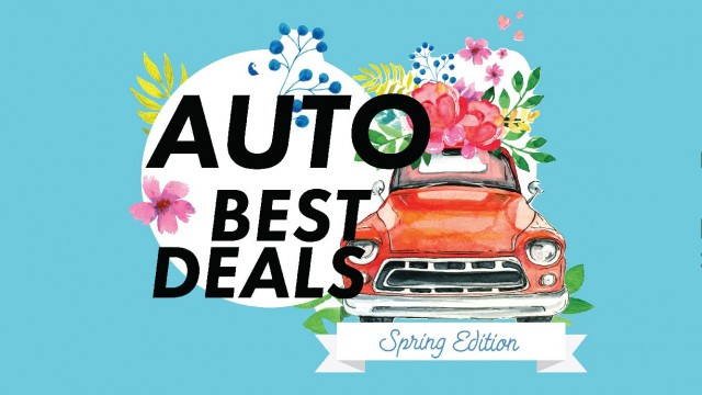 Auto Best Deals - Spring Edition