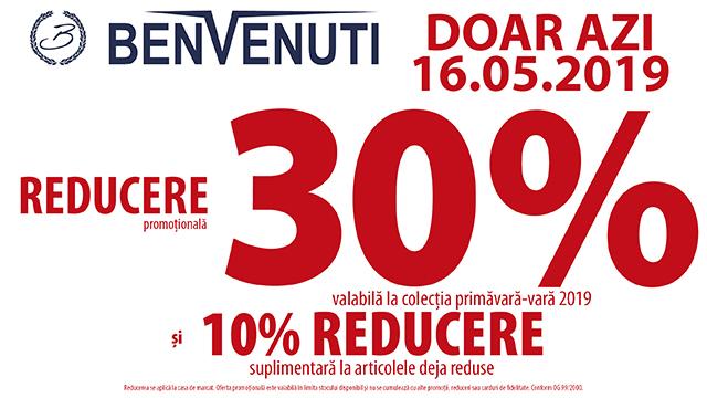 BENVENUTI - Just Todat