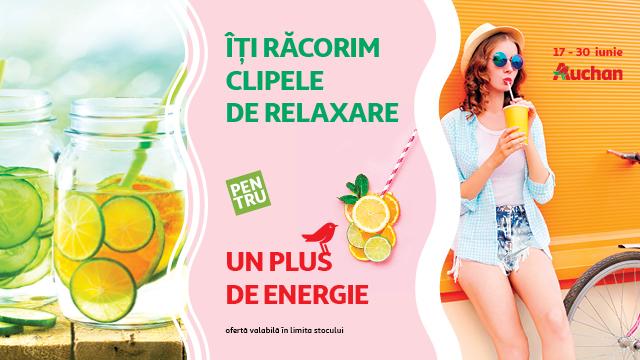 Auchan - Summer drinks