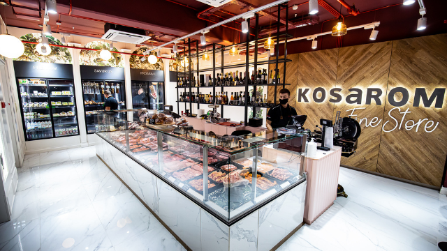 Kosarom - Fine Store