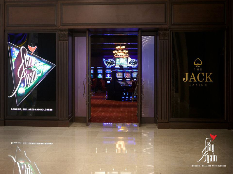 The Jack Casino & Play Again