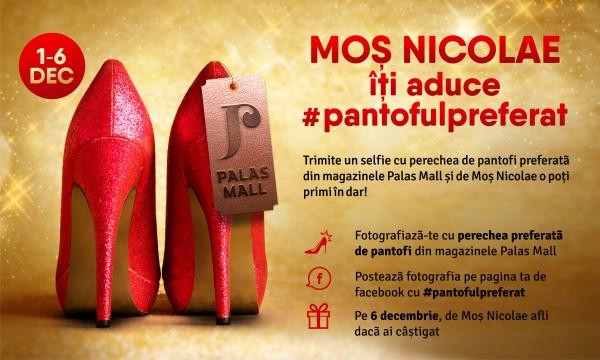 Saint Nick brings you your #favouriteshoes
