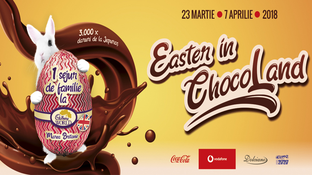 Easter in ChocoLand