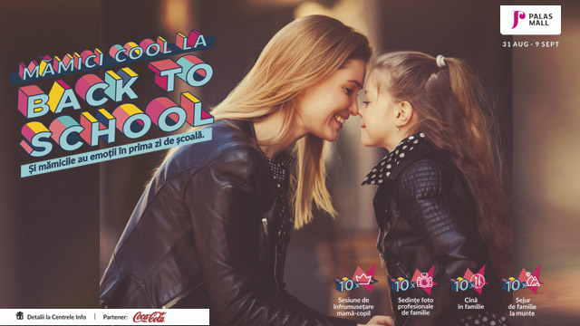 MAMICI COOL LA BACK TO SCHOOL