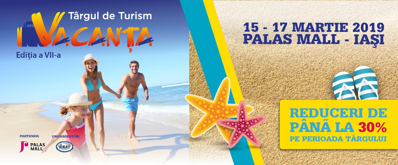"""Târgul de Turism """"Vacanța"""", ediția a VII-a"""
