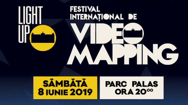 LightUp Festival - Festival de Video Mapping