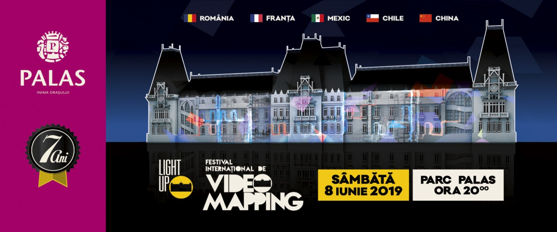 LightUp Festival - Festival de Video Mapping