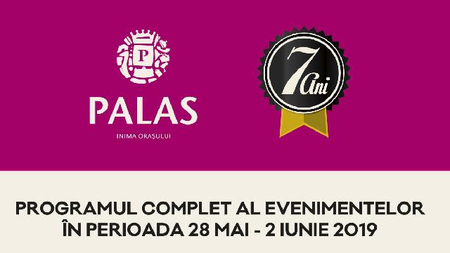 Program Evenimente 28 Mai - 02 Iunie 2019