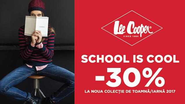 """Lee Cooper- """" SCHOOL is COOL"""""""