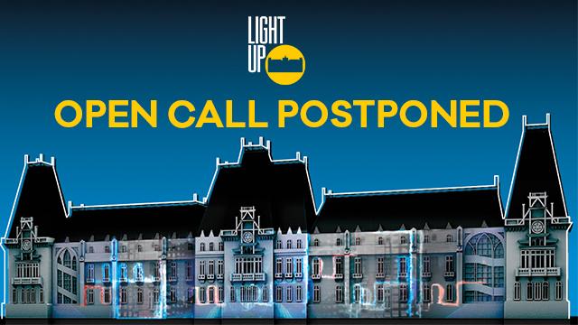 LightUp Festival Palas Iasi 2020 - Open call