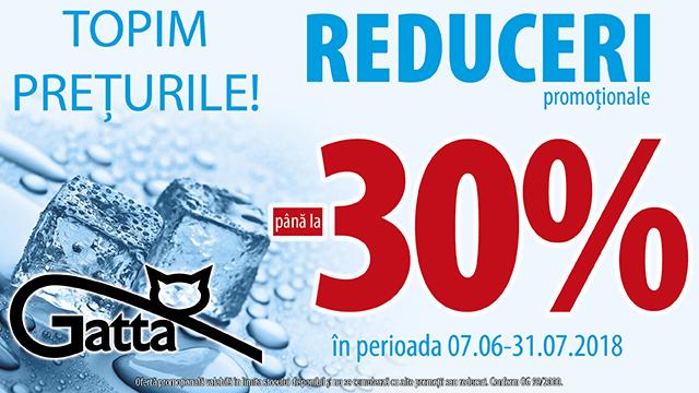 Gatta - Reduceri promotionale