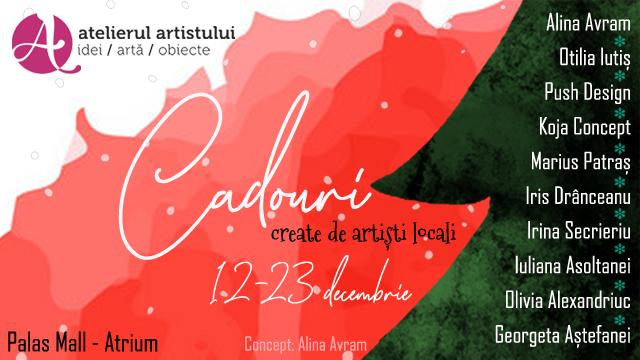 Atelierul Artistului. Cadouri create de Artiști Locali