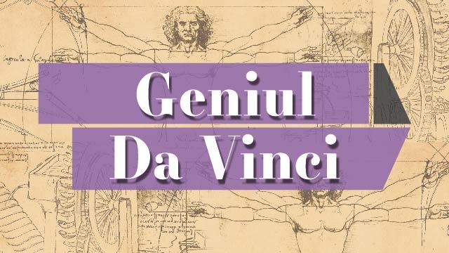 Geniul lui da Vinci