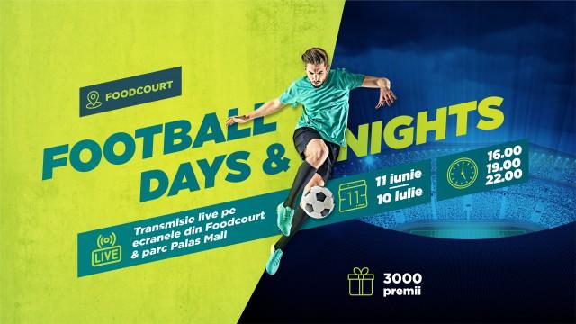 Football Days & Nights - 3000 de premii