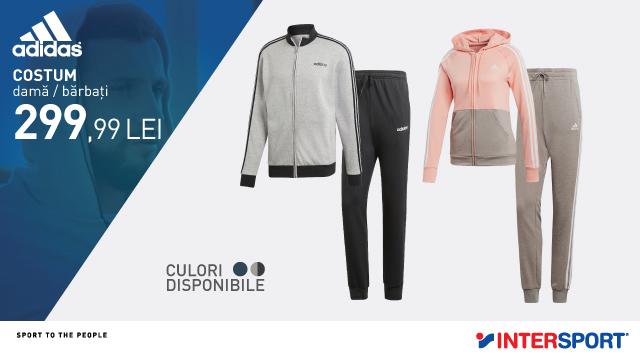 INTERSPORT Campanie Adidas