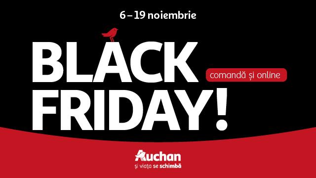 Black Friday - Auchan 2019