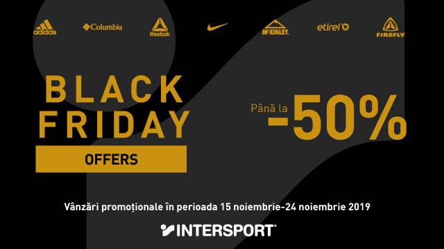 Black Friday @ INTERSPORT