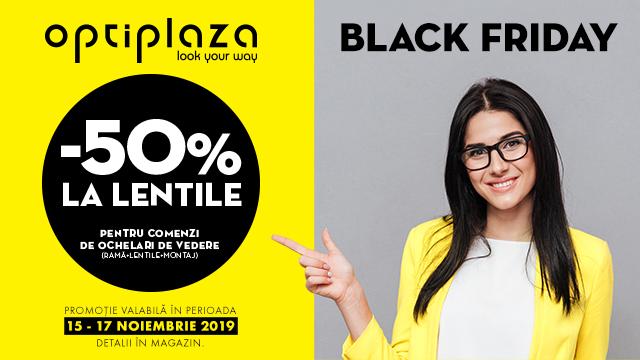 Optiplaza Palas Iasi - Black Friday