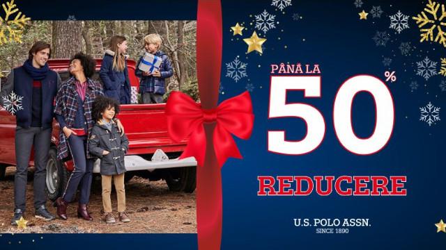 U.S. POLO ASSN. - promotie