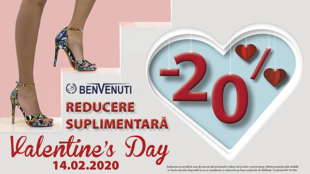 BENVENUTI - Promo Valentine's Day