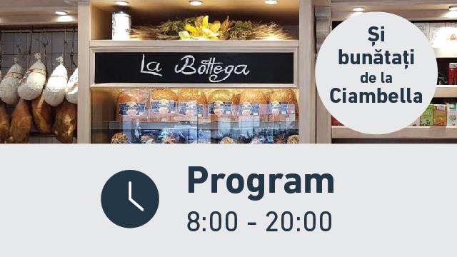 Program La Bottega