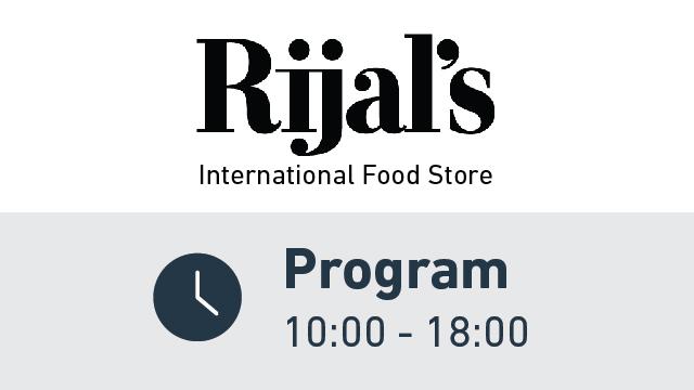 Program Rijal's International Food Store
