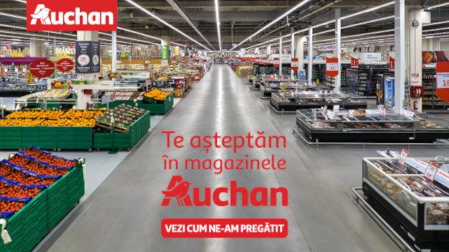 Masuri siguranta Auchan