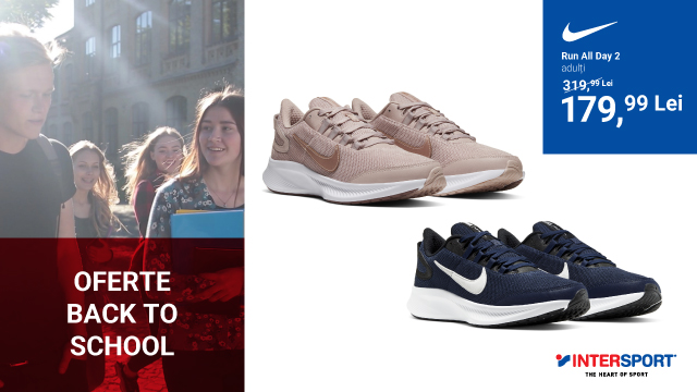 Intersport - Back To School