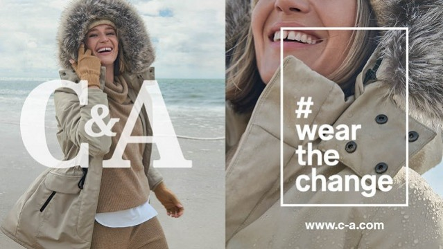 C&A - jachete de iarna