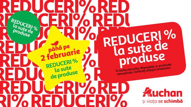 Auchan - reduceri pana pe 2 februarie
