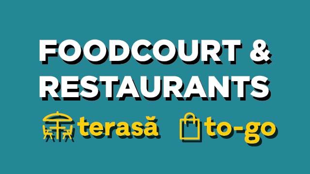 Modificari FoodCourt Palas/Restaurante
