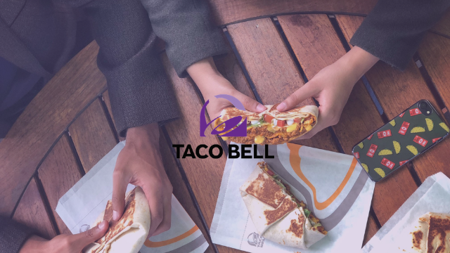 Taco Bell: gusturi urbane