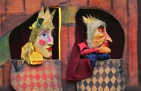 Teatrul de papusi