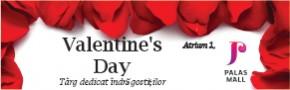 Valentine's Day - Târg dedicat îndrăgostiților