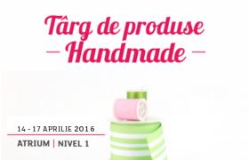 Târg de produse Handmade