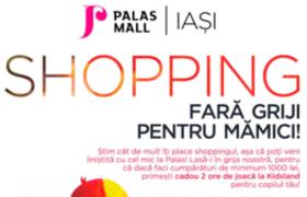 Shopping fara griji pentru mamici