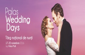 Palas Wedding Days - Târg Național de Nunți