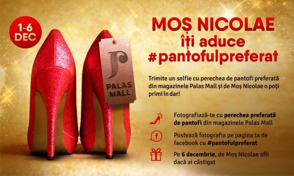 Mos Nicolae iti aduce #pantofulpreferat