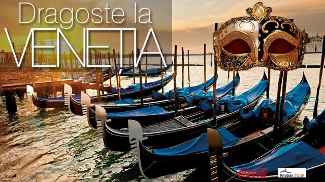 Dragoste la Venetia