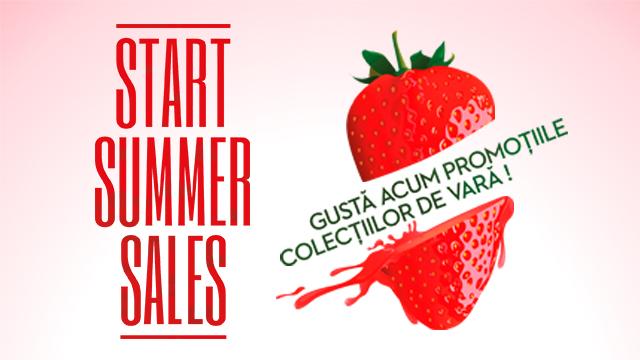 Start Summer Sales