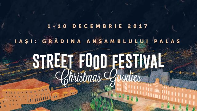 Street Food Festival - Christmas Goodies