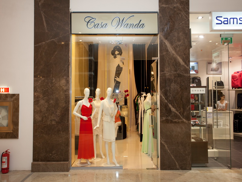 Palas mall magazine casa wanda for Casa magazine