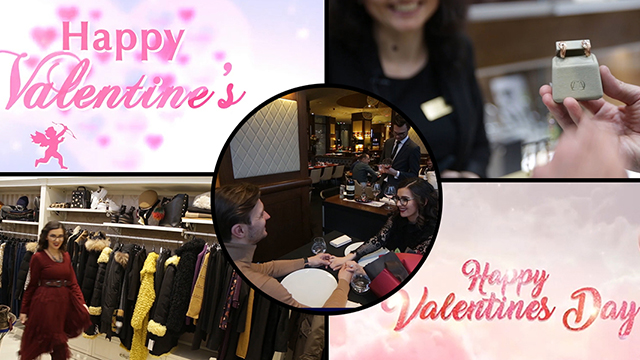 Celebrate Valentine's Day with us